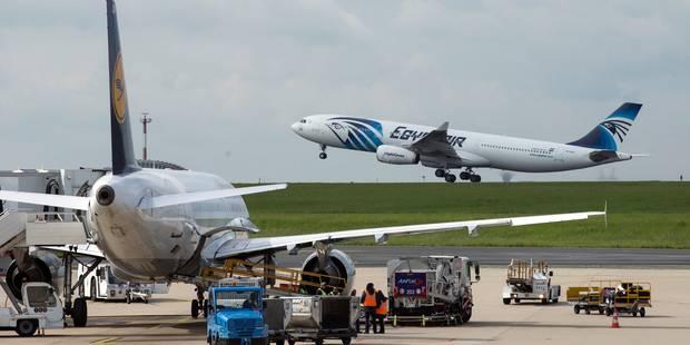 Fausse alerte à la bombe sur un vol EgyptAir à destination de Bangkok - La Libre