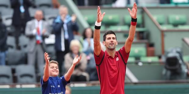 Djokovic a atteint les 100 millions - La Libre
