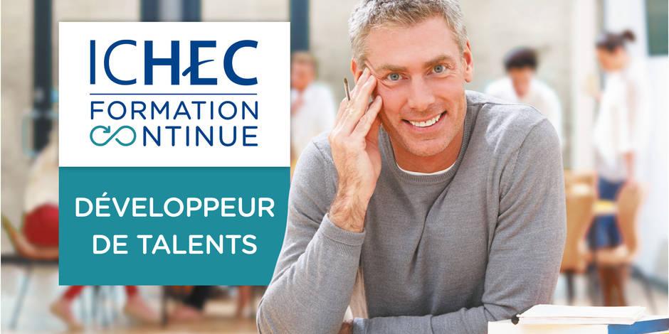 Concours: La Libre vous offre 4 chèques de 500€ valables sur les formations du pôle ICHEC- Entreprises. - La Libre