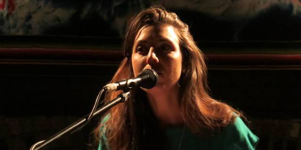 Julia Holter, sur son petit nuage - La Libre