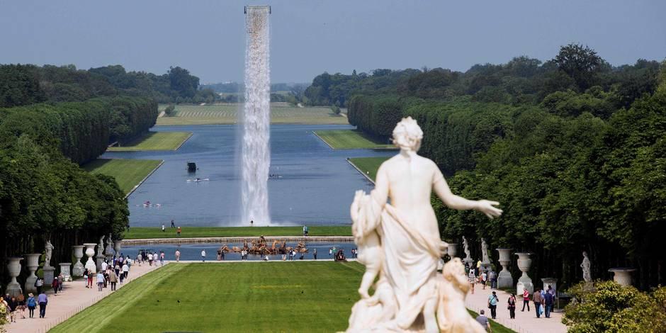 Olafur Eliasson brouille nos sens à Versailles