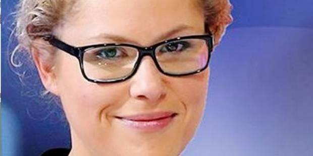 """Ayant """"perdu le feu sacré"""" du journalisme, Florence Hainaut quitte la RTBF - La Libre"""