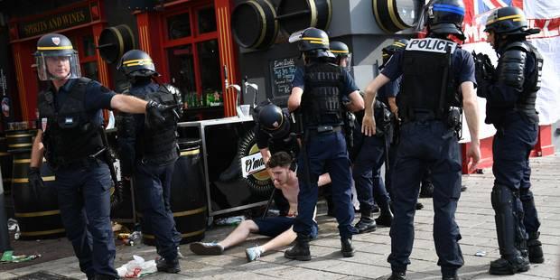 Nouveaux incidents à Marseille entre supporters et police (photos) - La Libre