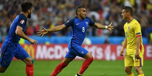 La France se fait peur mais s'impose en ouverture face à la Roumanie (2-1) - La Libre