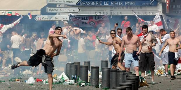 Marseille: nouvelle grosse bagarre entre supporters, 19 blessés dont un très grave (PHOTOS + VIDEOS) - La Libre