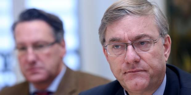 Survol de Bruxelles : MR contre MR - La Libre