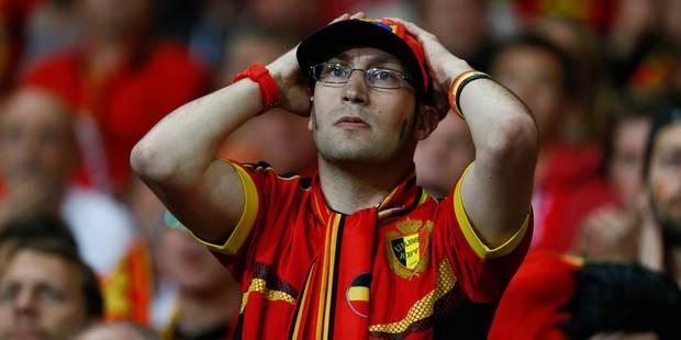 Un peu moins de 4 millions de Belges ont regardé Belgique-Italie - La Libre