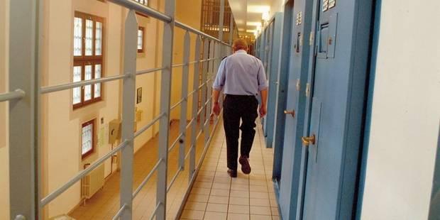 La grève à la prison de Nivelles va coûter près de 250.000 euros à la police locale - La Libre