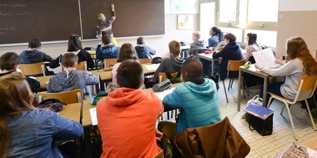 """Inscriptions dans le secondaire: 679 élèves toujours """"sans école"""", dont 603 à Bruxelles - La Libre"""