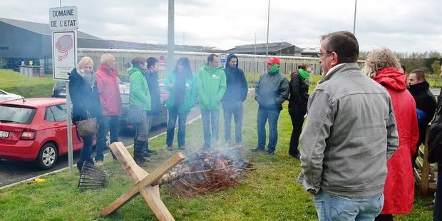 Province de Namur: la grève dans les prisons va coûter un pont aux zones - La Libre