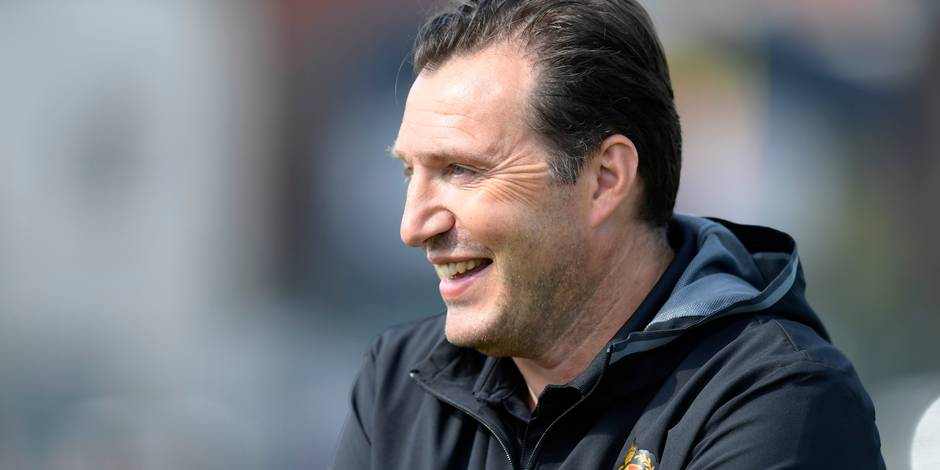 """Wilmots: """"Gagner ou mourir"""""""
