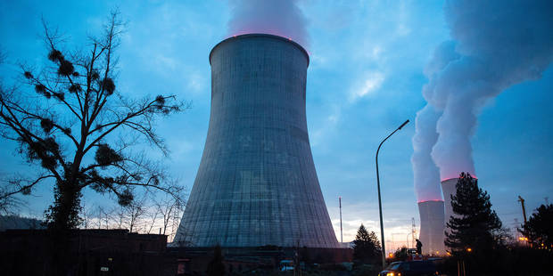 Prolongation de trois mois de la protection des centrales nucléaires par les militaires - La Libre