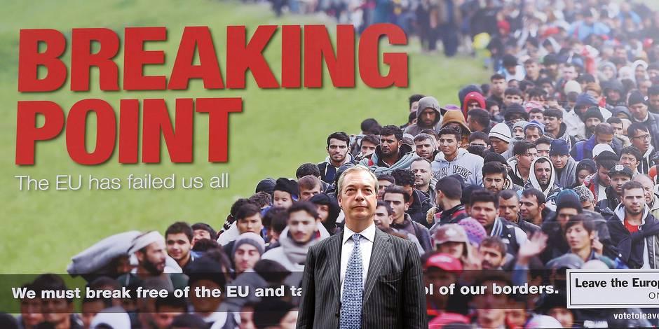GB : It's the immigration, stupid