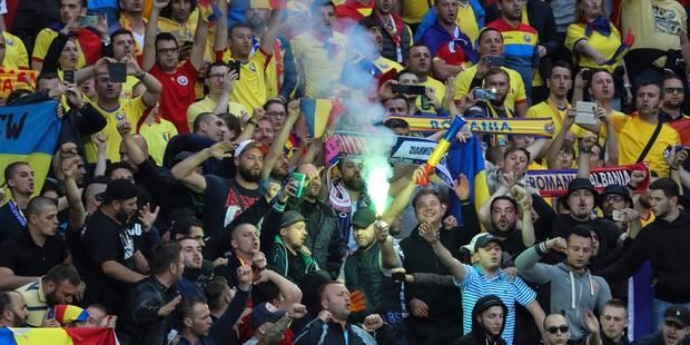 Euro 2016: Procédures disciplinaires contre la Roumanie et l'Albanie - La Libre