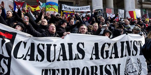 Plus de 100 hooligans belges viendraient en découdre à Nice - La Libre