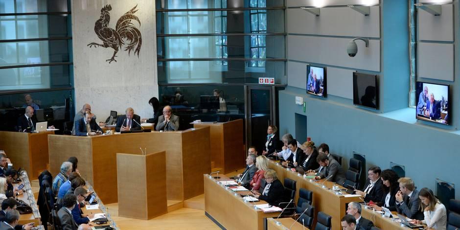 Sacs plastiques, glyphosate: le parlement wallon a tranché