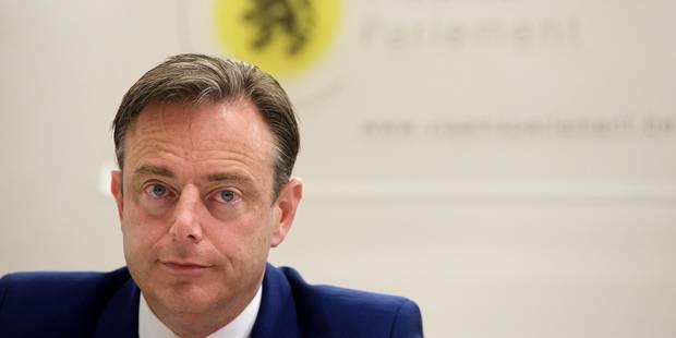 """De Wever : """"Le référendum pour l'indépendance de l'Ecosse constituera un précédent intéressant"""" - La Libre"""