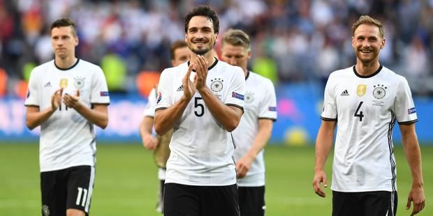 L'Allemagne, en championne du monde, donne la leçon à la Slovaquie (3-0) - La Libre