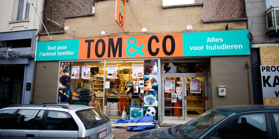 Delhaize se sépare de Tom&Co