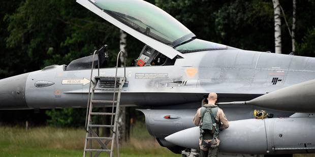 La Belgique reprend sa place dans les opérations de la coalition anti-Daech - La Libre