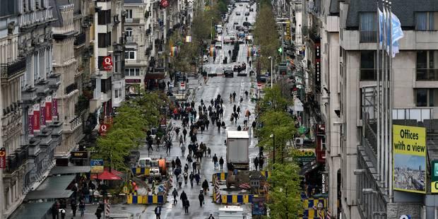 Attentats de Bruxelles: 1.000 emplois menacés dans l'horeca - La Libre