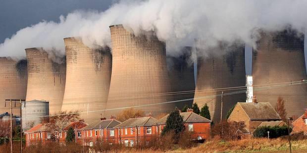 Les centrales de charbon européennes causent près de 23.000 décès, selon un rapport - La Libre