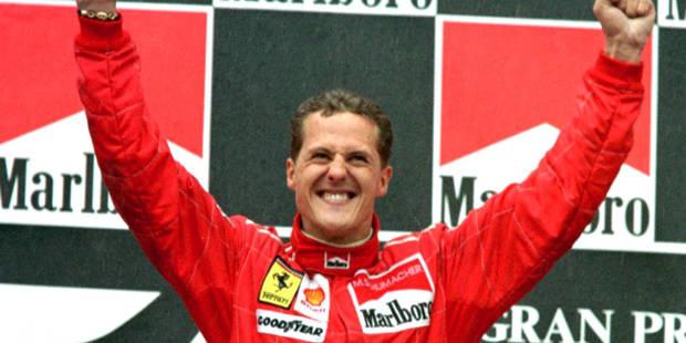 """Des nouvelles de Schumacher: """"Michael ne disparaîtra pas"""" - La Libre"""