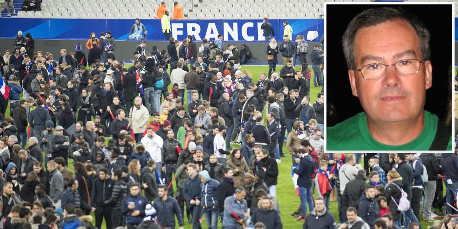 """Le destin tragique de Manuel Dias, victime des attentats au Stade de France: """"Tu auras une place privilégiée pour voir le match"""""""