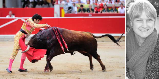 L'ironie d'une corrida remportée par le taureau - La Libre