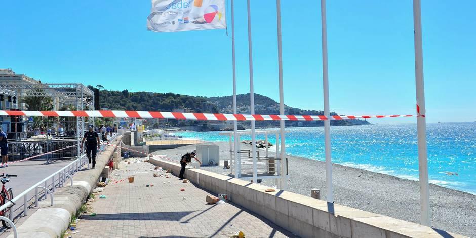 Attentat à Nice: une seule voiture de police municipale barrait la Promenade