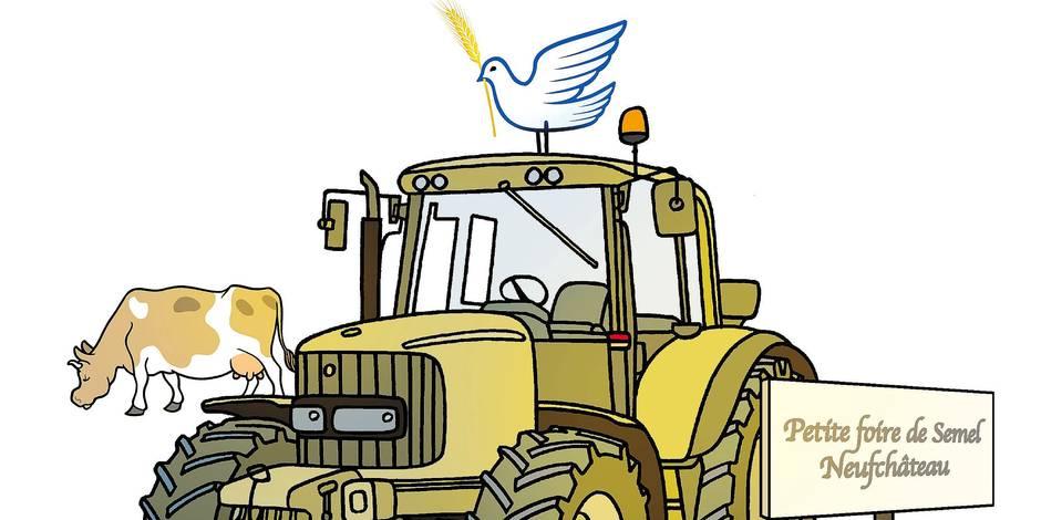 Des champs de blé… aux champs de bataille !
