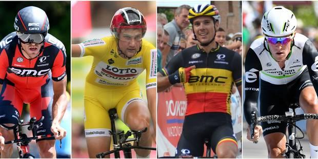 JO: la délégation belge de cyclisme est connue - La Libre