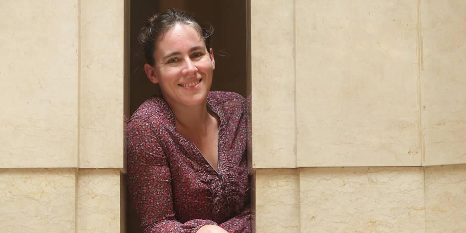 Le talent particulier des politiques (2/6) : Sarah Turine, portée par le violon du berceau à la politique - La Libre