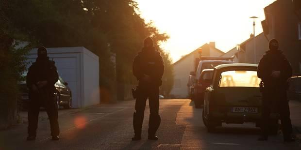 Ansbach, ville sonnée après l'attentat suicide - La Libre