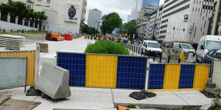Rénovation des tunnels bruxellois : 50 personnes de plus sont nécessaires