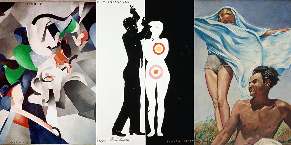 Magnifique rétrospective Francis Picabia - La Libre