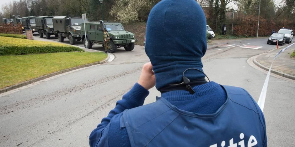 Comment la Belgique suit 900 personnes identifiées comme radicalisées