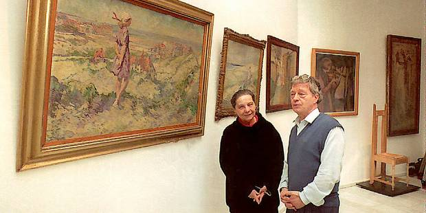 Guy Dessicy, passeur d'art, d'images et de patrimoine - La Libre