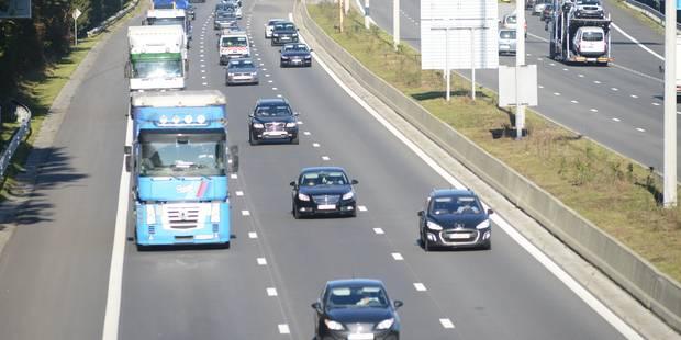 Grave accident sur la E42 à Wanze: Une personne est décédée - La Libre