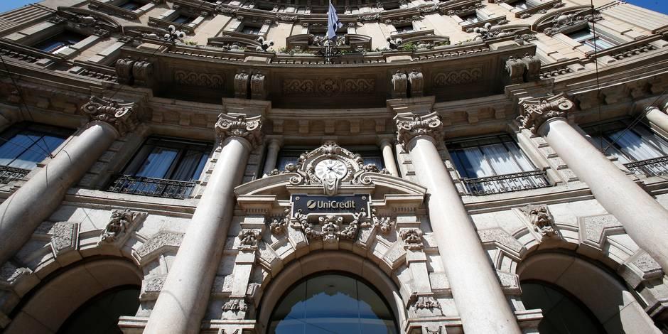 Le secteur bancaire européen inquiète à nouveau