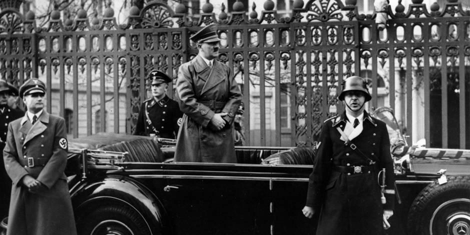 L'agenda d'Himmler révèle le quotidien glaçant du dirigeant nazi