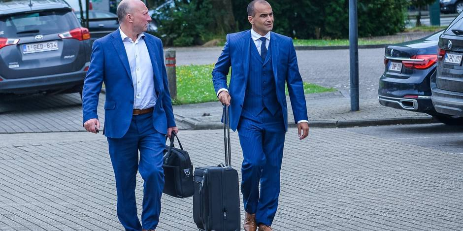 Roberto Martinez gagnera moins que Wilmots et vivra en Brabant flamand