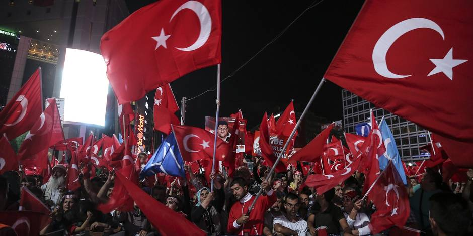 Edito : l'adhésion de la Turquie est une illusion - La Libre