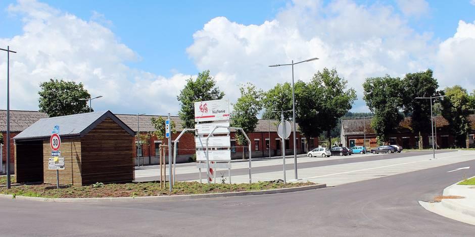 Le parc d'activités économiques de Rencheux s'agrandit à Vielsalm