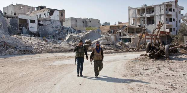 Conflit en Syrie : une coalition de djihadistes et rebelles annonce une bataille pour reprendre Alep - La Libre