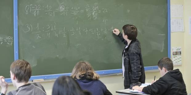 Pour améliorer les résultats en mathématiques, regarder vers la Flandre (et l'Asie) - La Libre