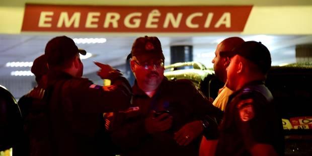 Deux policiers assurant la sécurité des JO ont été blessés par balles - La Libre