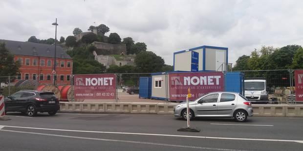 Namur: il a fallu 7 heures pour arrêter la fuite de gaz - La Libre
