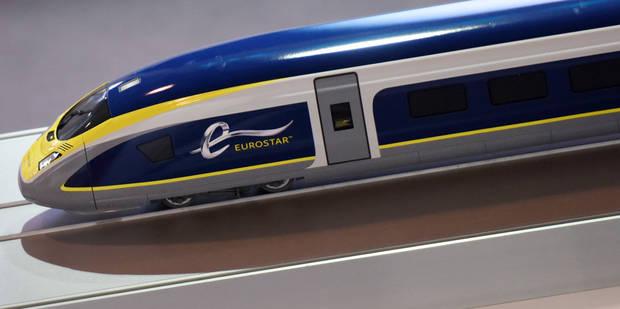 Deux trains Eurostar annulés entre Londres et Bruxelles - La Libre