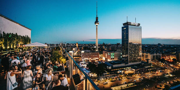 Cityscape of Berlin, July 21, 2016. Photo: picture alliance / Robert Schlesinger   usage worldwide Reporters / DPA